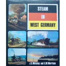 Steam In West Germany (Whiteley)