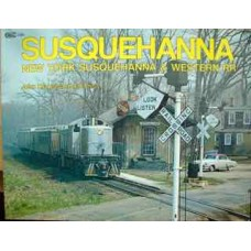 New York, Susquehanna & Western RR (Krause)
