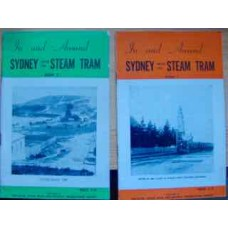 In and Around Sydney With The Steam Tram Book 1 and Book 2