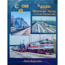 Trackside Around Newport News with Gary Friedhaber (Reisweber) vg