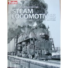 Guide to North American Steam Locomotives Revised Edition (Drury)
