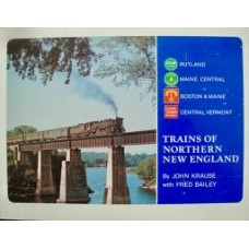 Trains Of Northern New England (Krause)