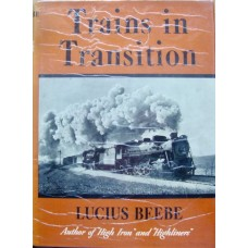 Trains in Transition (Beebe) hb