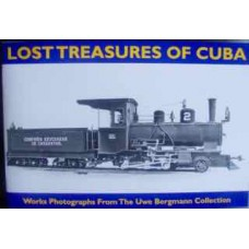 Lost Treasures Of Cuba (Bergmann)
