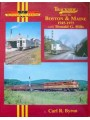 Trackside along the Boston & Maine 1945-1975 with Donald G. Hills (Byron)