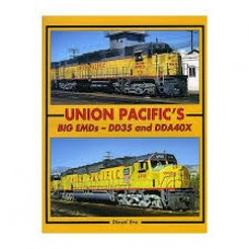 Union Pacific's Big EMDs – DD35 and DDA40X (Diesel Era)