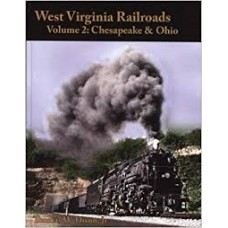 Virginia Railroads Volume 2: Chesapeake & Ohio (Dixon)