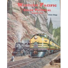 Western Pacific Color Pictorial Volume One (Clegg)