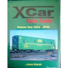 X Car Color Guide Volume Two: CSCX-GPUX (Kinkaid)