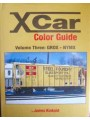 X car Color Guide Volume Three: GROX-NYMX (Kinkaid)