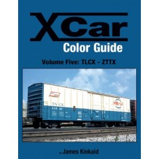 X Car Color Guide Volume Five: TLCX-ZTTX (Kinkaid)
