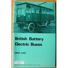 British Battery Electric Buses (Kaye)