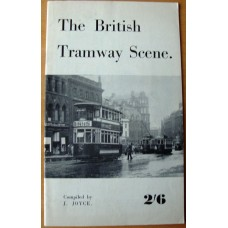 The British Tramway Scene (Joyce)