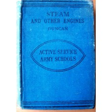 Steam and Other Engines. - Active Service Army Schools