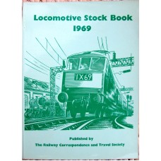 Locomotive Stock Book 1969 (RCTS)