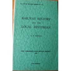 Railway History and the Local Historian.(Fowkes)