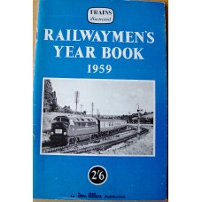 The Railwaymen's Year Book 1959