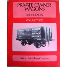 Private Owner Wagons Volume 3 (Hudson)