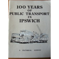 100 Years Of Public Transport In Ipswich