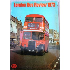 London Bus Review 1973 (Whiting)