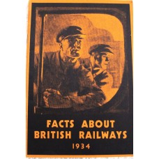 Facts About British Railways 1934