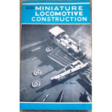 Miniature Locomotive Construction (Ahern)
