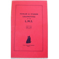 Fowler & Stanier Locomotives of the LMS 1923-1947  (Aldrich)