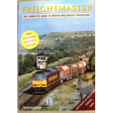Freightmaster. Spring 2000. The Complete Guide to British railfreight operations (Rawlinson)