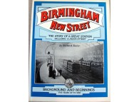 Birmingham New Street Background and Beginnings (Foster)