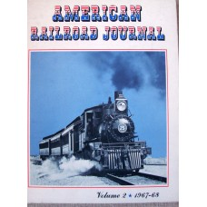 American Railroad Journal Volume 2 1967-68 (Various)