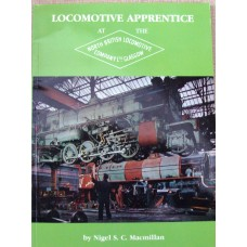 Locomotive Apprentice at the North British Locomotive Co. (Macmillan)