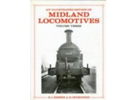 An Illustrated Review of Midland Locomotives from 1883 Volume 3 Tank Engines (Essery) 0906867665