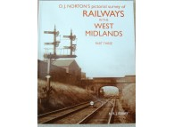 D.J. Nortons Pictorial Survey of Railways in the West Midlands Part 3 (Essery)