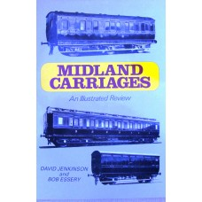 Midland Carriages: An Illustrated Review 1877 Onwards (Jenkinson)