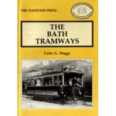 The Bath Tramways (Maggs)