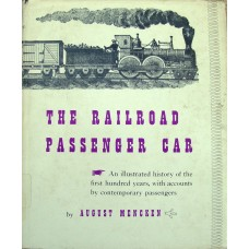 The Railroad Passenger Car (Mencken)