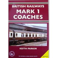 British Railways Mark 1 Coaches Supplement (Parkin)