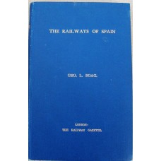 The Railways of Spain (Boag)