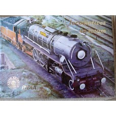 Locomotives in Steam: India (Bhandari)