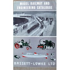Bassett-Lowke Model Railway and Engineering Catalogue 1950s 1960s