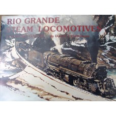 Rio Grande Steam Locomotives Standard Gauge (Heimburger)