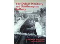 An Illustrated History of the Didcot Newbury and Southampton Railway (Karau)