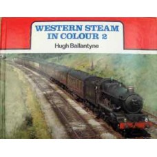Western Steam in Colour 2 (Ballantyne)