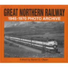 Great Northern Railway, 1945-1970 Photo Archive (Olsen)