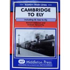 Cambridge to Ely Including St Ives to Ely. (Adderson)