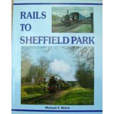 Rails to Sheffield Park (Welch)