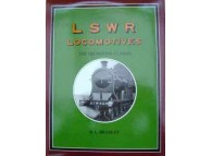 An Illustrated History of LSWR Locomotives. The Drummond classes (Bradley)