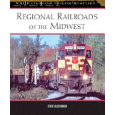 Regional Railroads of the Midwest (Glischinski)