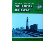Branch Lines of the Southern Railway Volume 2 (Reeve)