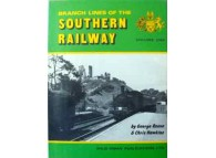 Branch Lines of the Southern Railway Volume 1 (Reeve)